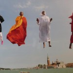 Flying over venice, by Li Wei - 2013 2