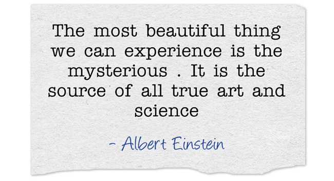 Inspiring quote albert einstein